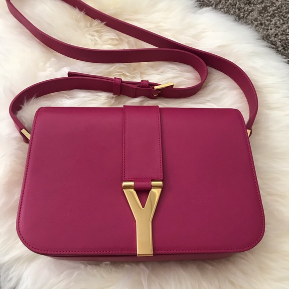 82422cd461e Yves Saint Laurent Bags | Medium Chyc Flap Box Bag | Poshmark